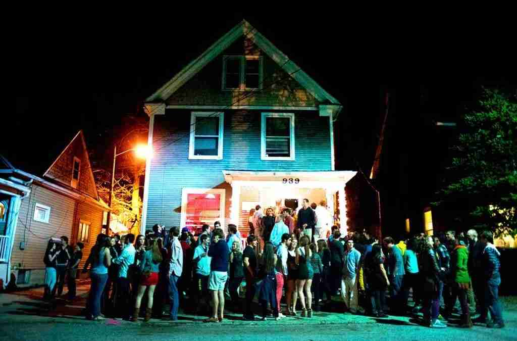 House Parties and Social Host Laws