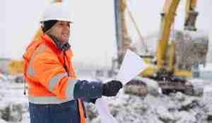 Staying Safe During Winter Construction