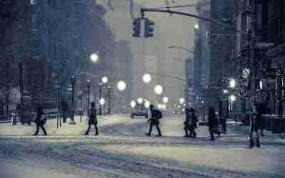 Winter is a Dangerous Time