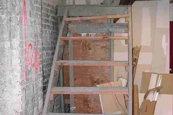 damaged-aged-stairs-in-unsafe-basement-personal-injury-lawsuit-long-island