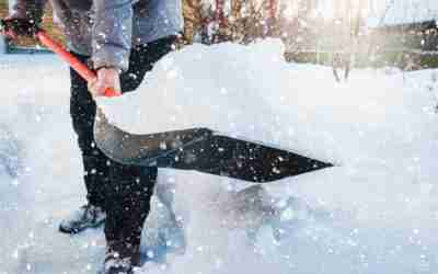 To Shovel or Not to Shovel–That is the Question.