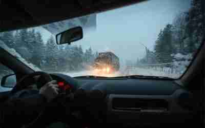 Download our Top 10 Tips for Winter Driving